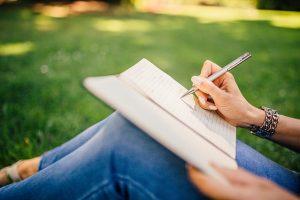 ノート、ペン
